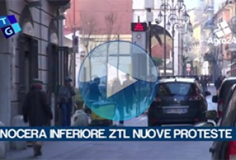 Nocera Inferiore. VIDEO. Ztl ancora polemiche e proteste