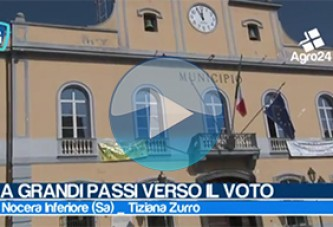 VIDEO – Nocera Inferiore. Salerno. A grandi passi verso il voto