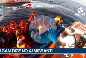 "VIDEO – Pagani. Salerno. Bottone: ""No all'accoglienza dei migranti"""