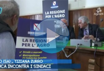VIDEO – Sarno. Salerno. De Luca incontra i sindaci dell'agro.