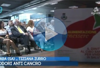 VIDEO – Corbara. Salerno. Clamoroso studio sui pomodori anticancro