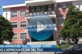 VIDEO – Nocera Superiore. Salerno. Verso l'approvazione del PUC. Lo illustra il sindaco Cuofano