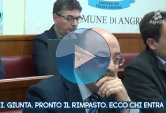 VIDEO – Angri. Salerno. Rimpasto in giunta. Ecco chi entra