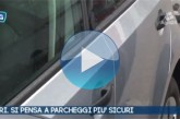 VIDEO – Angri. Salerno. Furti nelle aree di sosta