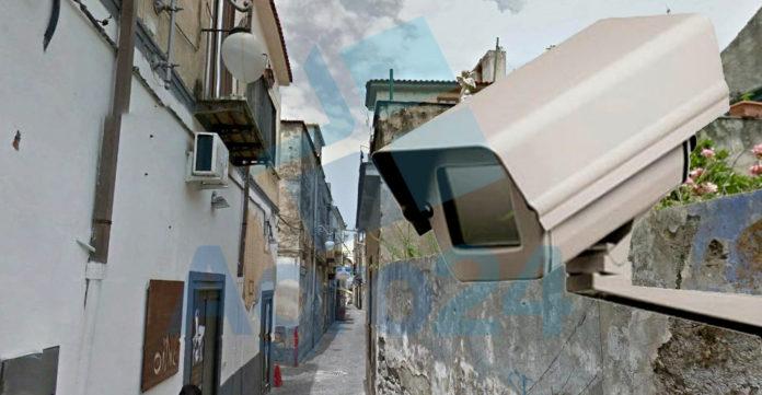 Angri videosorveglianza