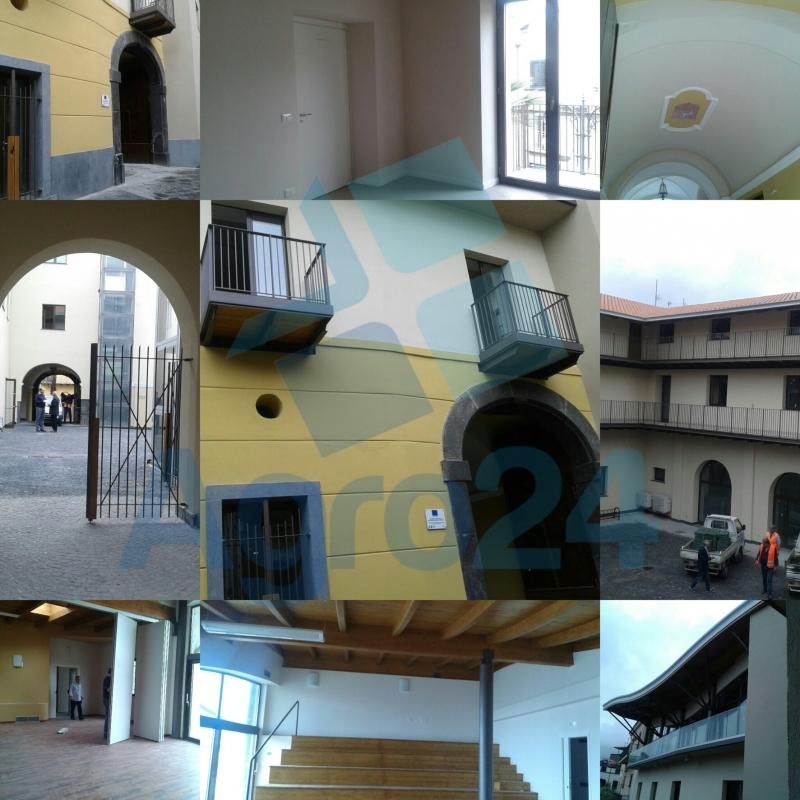 San valentino torio la casa comunale ha cambiato volto for Casa comunale
