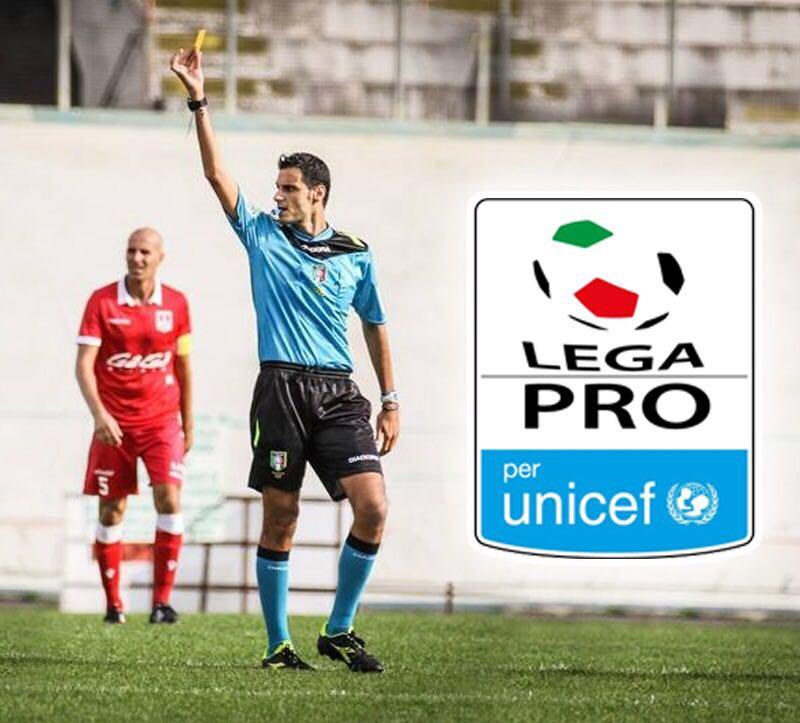 Alessandro Botta, classe 94, nuovo arbitro nazionale di calcio a 5