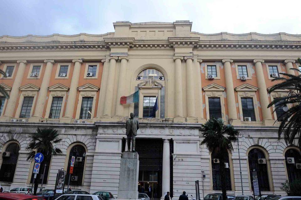 Image result for PROCURA DELLA REPUBBLICA DI SALERNO