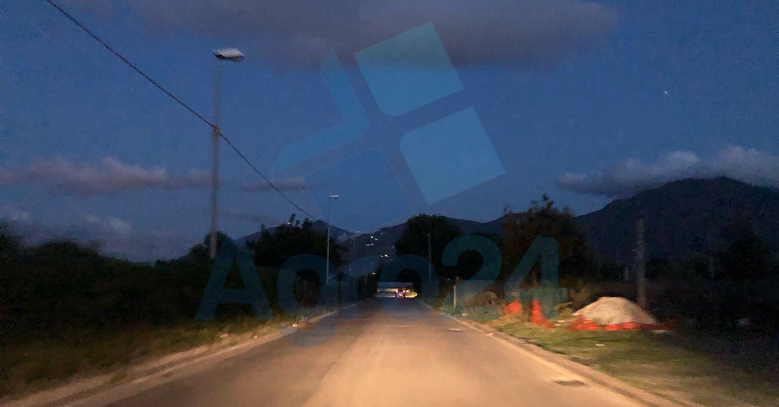 Scafati pubblica illuminazione in tilt caos per le strade