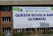 Angri. La futura sede della scuola Galvani Opromolla