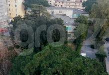 Angri Corso Italia Scuola alto