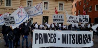 Angri. Princes dipendenti in agitazione