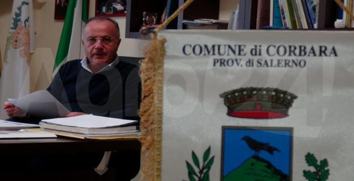 Pietro Pentangelo sindaco di Corbara