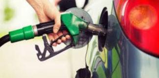 Benzina distributore