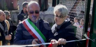 Cosimo Ferraioli e Caterina Barba