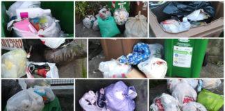 Pagani rifiuti