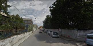 Scafati. Via Trieste
