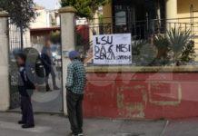 Angri protesta LSU