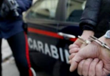 Carabinieri arresti