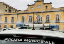 Nocera Inferiore. Polizia Locale e Comune
