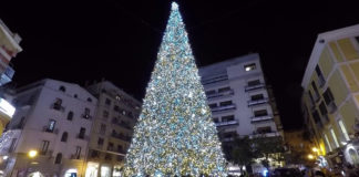 Salerno. Luci d'artista