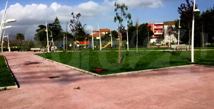 Angri. Parco via Niglio