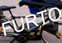 Angri furto bici