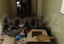 Angri raid alloggi del 2019