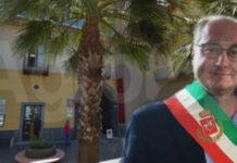 Il sindaco di San Valentino Torio Michele Strianese