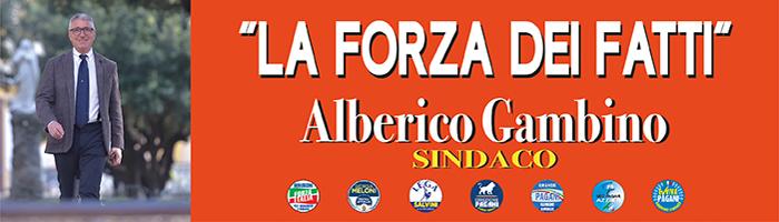 Alberico Gambino banner