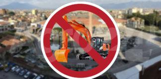 Angri Area ex MCM stop demolizione