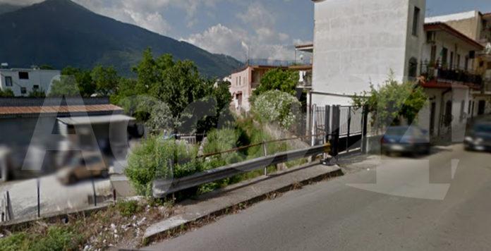 Canale Alveo Santa Lucia