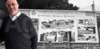 Cosimo Ferraioli e i lavori a Corso Italia