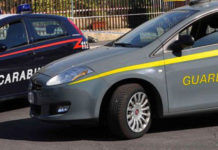 Carabinieri Guardia di Finanza Interforze