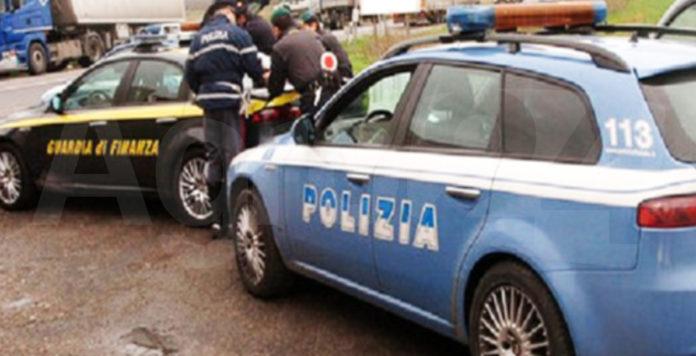 Interforze Polizia e Guardia di finanza