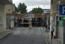 Nocera Inferiore parcheggio Via Barbarulo