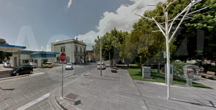 Sarno Piazza Guglielmo Marconi