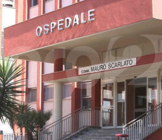 Scafati ospedale Scarlato