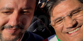 Vincenzo Catapano Matteo Salvini