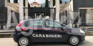 Angri Cimitero Carabinieri