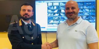 Gennaro Perulli e Marco Iaquinandi