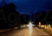 Sant'Egidio del Monte Albino Via Dante Alighieri buio