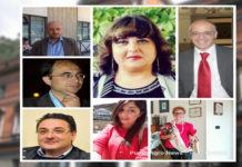 Sarno giunta Canfora 2019