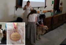 Angri Sunday cane terapeuta