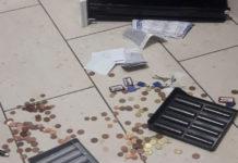 Angri agenzia scommessa furto