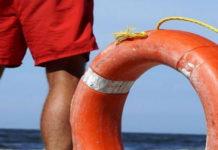 Annegamento salvataggio mare