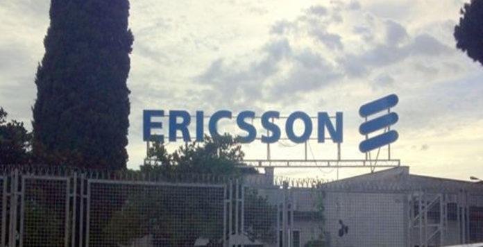 Pagani Ericsson