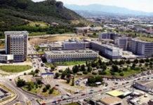 "Salerno ospedale ""Ruggi d' Aragona"""