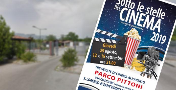 Sant'Egidio del Monte Albino Cinema Sotto le Stelle