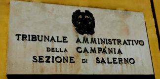 Tar Tribunale Amministrativo Salerno